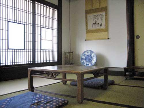 井筒屋/客室