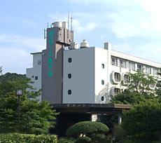 新湯の山温泉グリーンホテル/外観