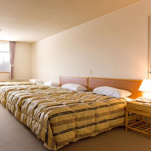 グランディ羽鳥湖スキーロッジ/客室
