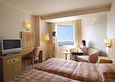 ハイランドリゾート ホテル&スパ/客室