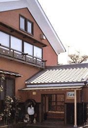 割烹旅館 太田館/外観