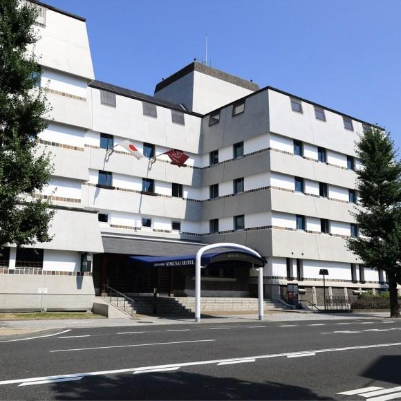 倉敷国際ホテル/外観