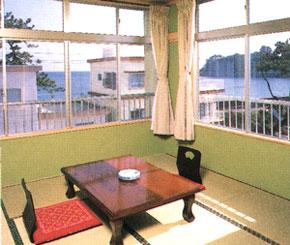 海辺の宿 うえじ/客室