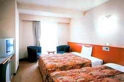 鈴鹿セントラルホテル(4月27日からアパホテル〈鈴鹿中央〉)/客室
