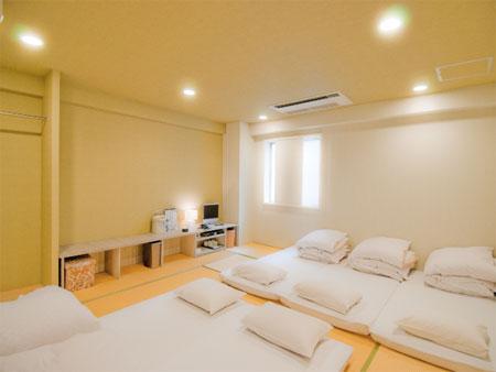 ホテル 近畿/客室