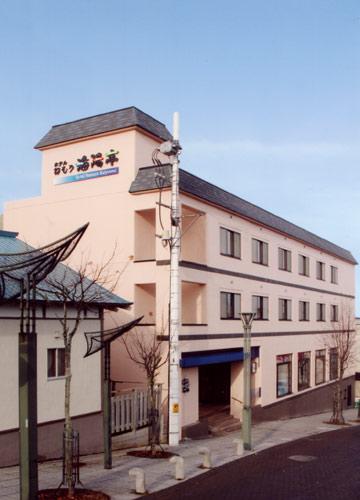 ホテル ねむろ海陽亭/外観