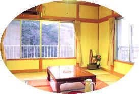 温泉民宿さかんや/客室