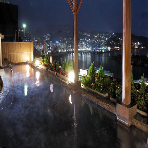 熱海温泉 秀花園湯の花膳/客室