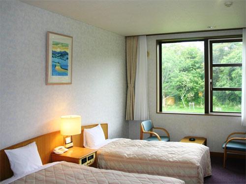 アポイ山荘/客室