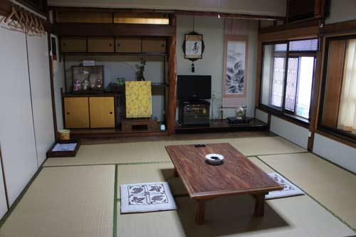 旅館川久米/客室