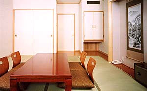 悠久の宿 滝美館/客室