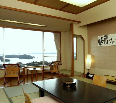 ホテル松島大観荘/客室