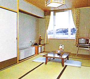 中日ビジネスホテル/客室