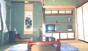 石楠花ロッヂ/客室
