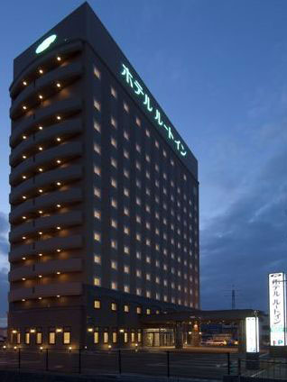 虎杖浜天然温泉 ホテル ルートイン東室蘭駅前/外観