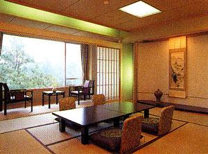恵那峡グランドホテル/客室
