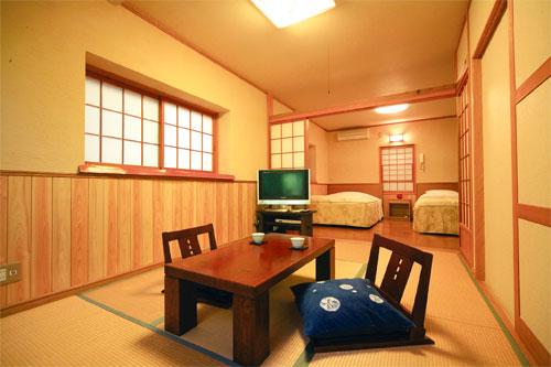 御宿 なか田/客室