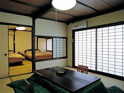 飛瀬温泉 天河山荘/客室