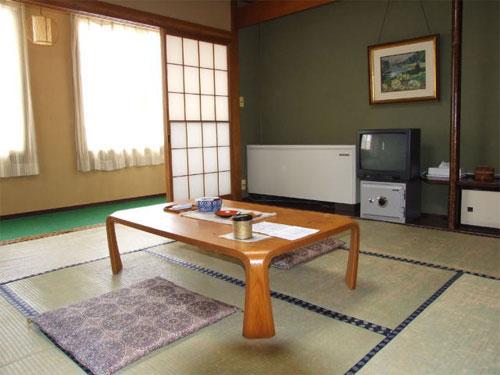 赤倉温泉 湯守の宿 三之亟/客室