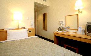 HOTEL AZ 北九州小倉店/客室