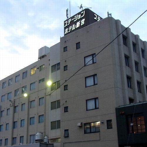 ステーションホテル新宮/外観