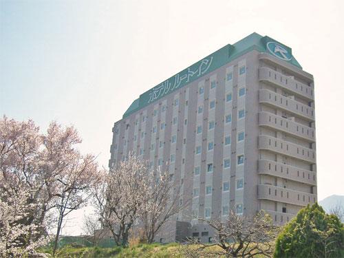 ホテルルートイン駒ヶ根インター/外観