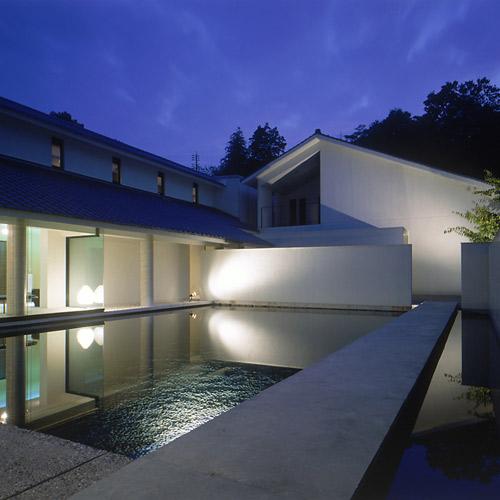 玉名温泉 1350坪の日本庭園の宿 尚玄山荘/外観