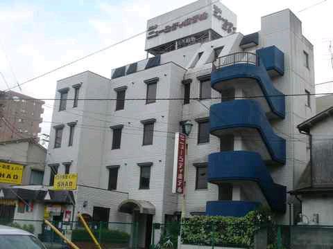 狭山ニューシティホテル/外観