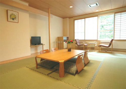 登別カルルス温泉 湯元オロフレ荘/客室