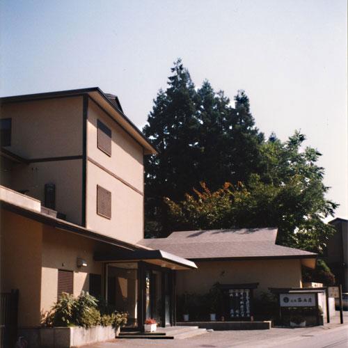 小野川温泉 旅館春木屋/外観