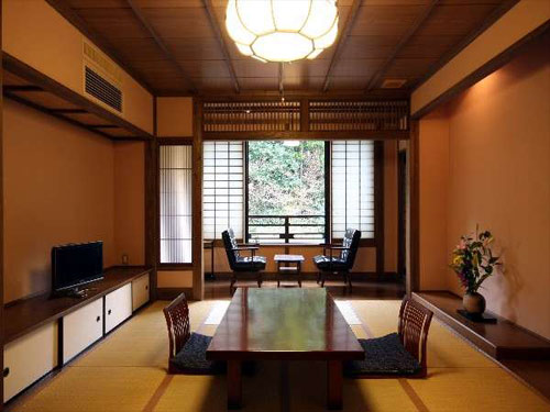 黒川温泉 旅館湯本荘/客室