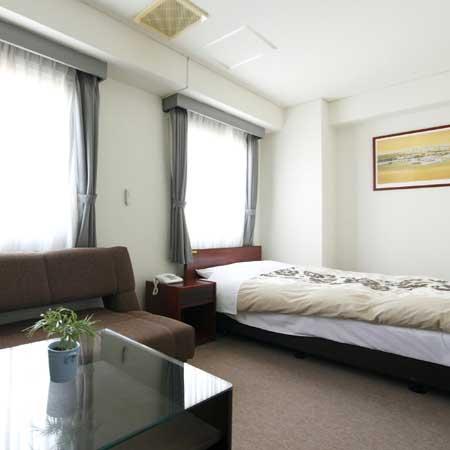 ホテル サンロイヤル宇都宮/客室
