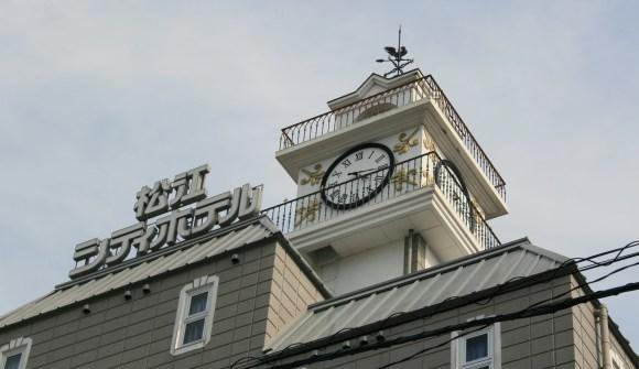 松江しんじ湖温泉 松江シティホテル別館/外観