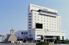 山口グランドホテル/外観