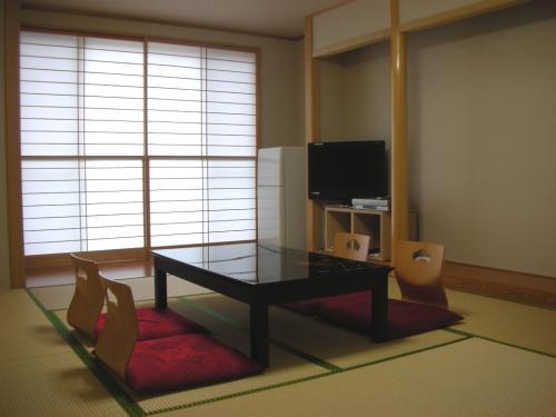 大自然にひっそりと佇む一軒宿 傳習館 とらやの湯/客室