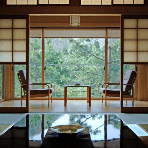 四季の宿みちのく庵/客室