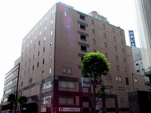 札幌すみれホテル/外観