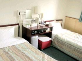 ビジネスホテルナカツ/客室