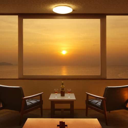 館山温泉 たてやま夕日海岸ホテル/客室