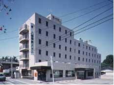 八幡宿第一ホテル/外観