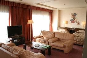 土佐ロイヤルホテル(2018年4月1日からRoyal Hotel 土佐)/客室