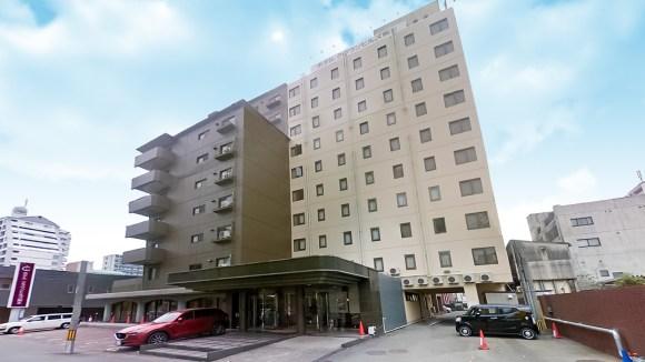 ホテルクラウンヒルズ熊本(BBHホテルグループ)/外観
