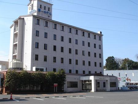 亀山第一ホテル/外観