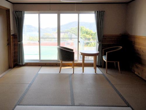 オリーブの里 バァンキャトル・ウ <小豆島>/客室