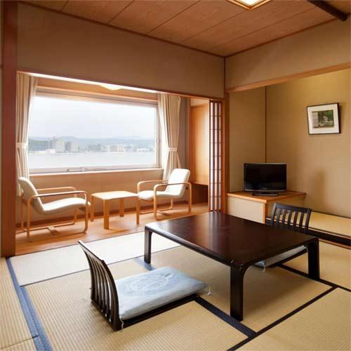 松江しんじ湖温泉 ホテル 一畑/客室