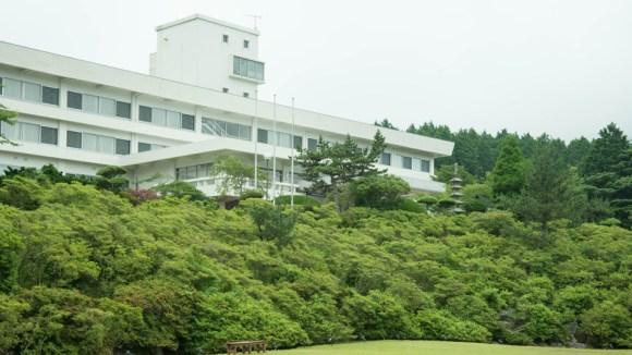 仙石原温泉 箱根ホテル花月園/外観