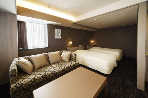 新潟シティホテル(BBHホテルグループ)/客室