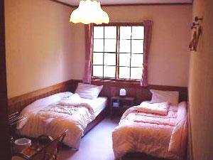 ペンション 森のシンフォニー/客室