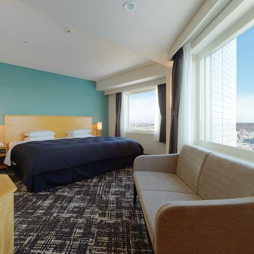 ホテルエミシア札幌/客室