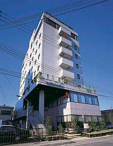 ホテルYes長浜 駅前館/外観